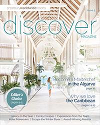 Discover Magazine 2018