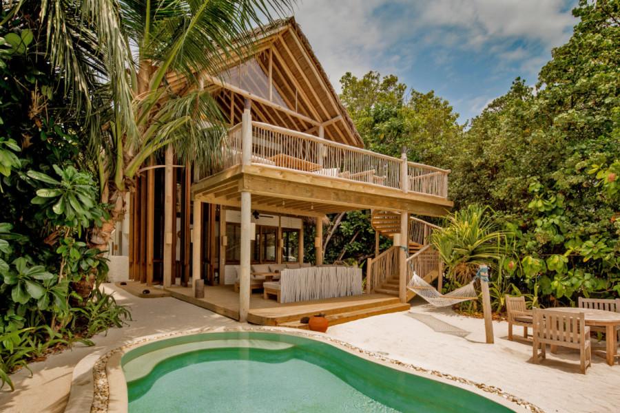 2 Bedroom Crusoe Suite with Pool