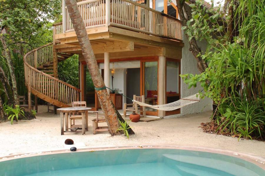 2 Bedroom Crusoe with Pool