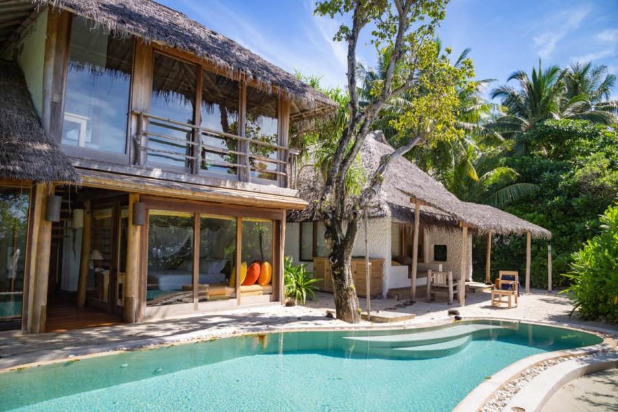 2 Bedroom Soneva Fushi Villa Suite with Pool