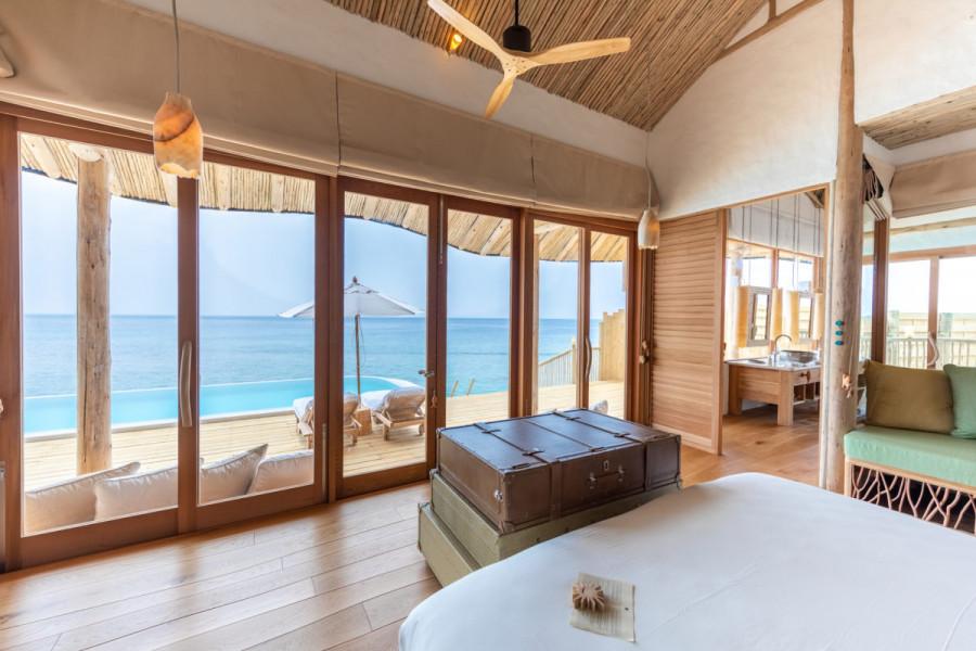 2 Bedroom Water Retreat with Slide