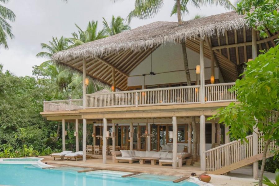 3 Bedroom Soneva Fushi Villa Suite with Pool