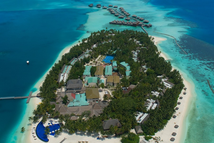 Conrad maldives rangali island maldives indian ocean for Hotel conrad maldives ubicacion