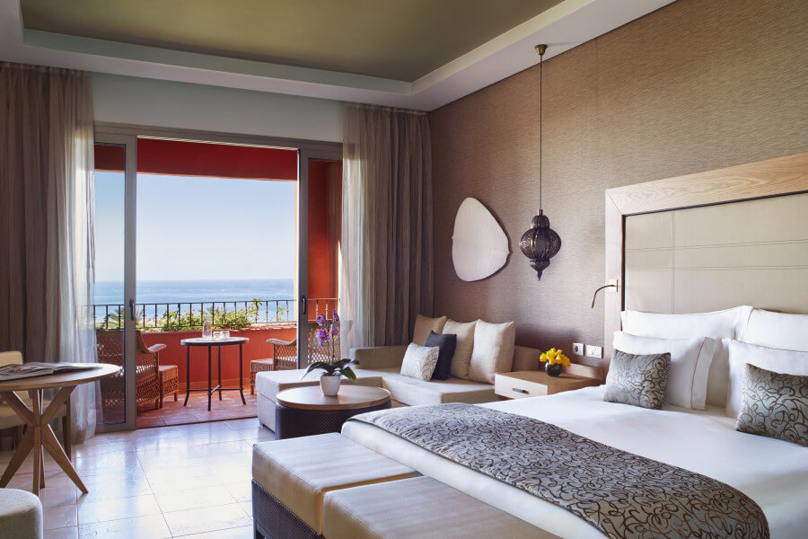 Double Room Resort View OR Ocean View