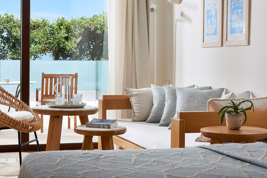 Classic Double Room Limited Sea View