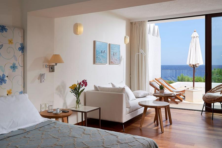 Classic Junior Suite Sea View