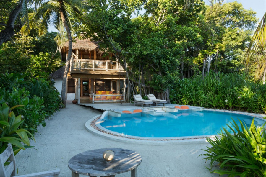 Crusoe Suite with Pool