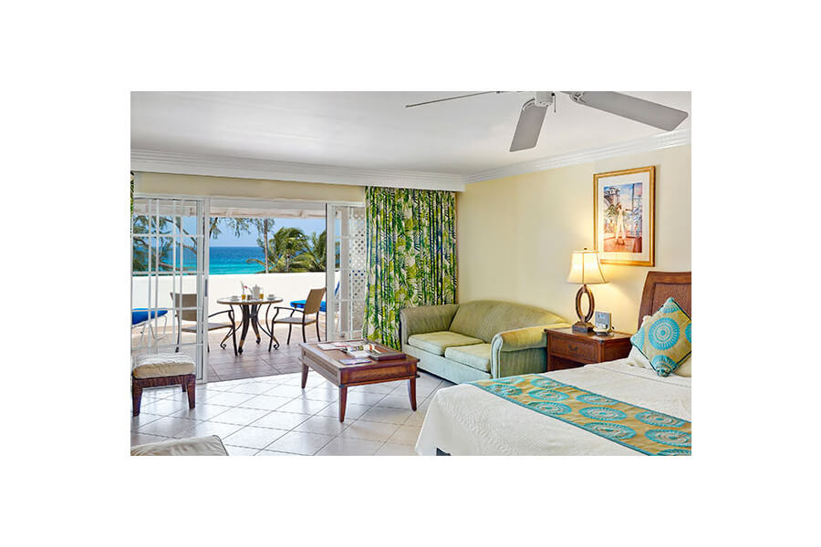 Deluxe Ocean View Junior Suite Turtle Beach
