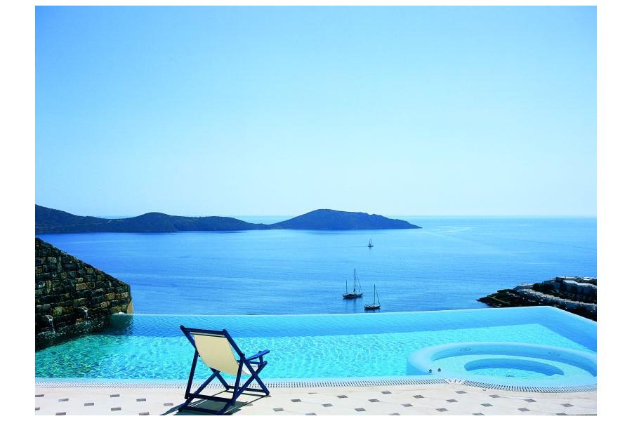 Two Bedroom Elounda Pool Villa