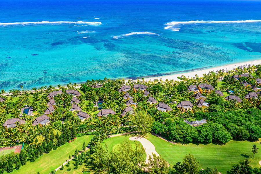 Dinarobin Beachcomber Golf Resort & Spa
