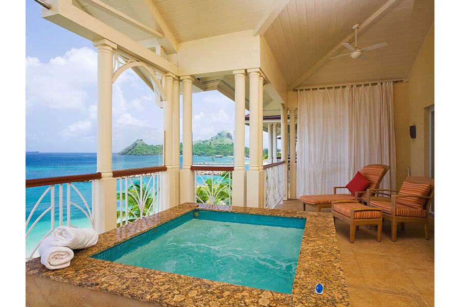 Ocean View Villa Suites