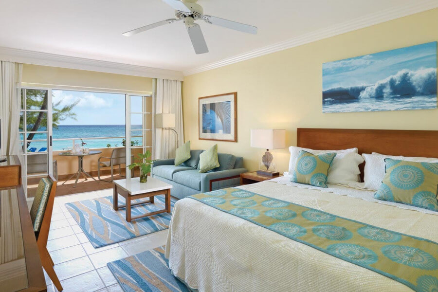 Ocean Front Junior Suite Turtle Beach