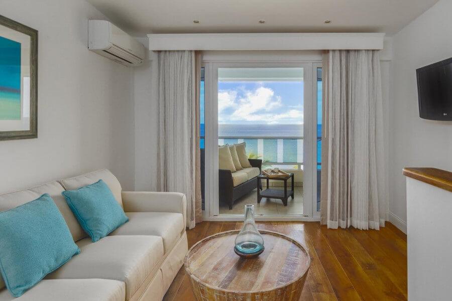 Oceanfront Duplex Suite waves