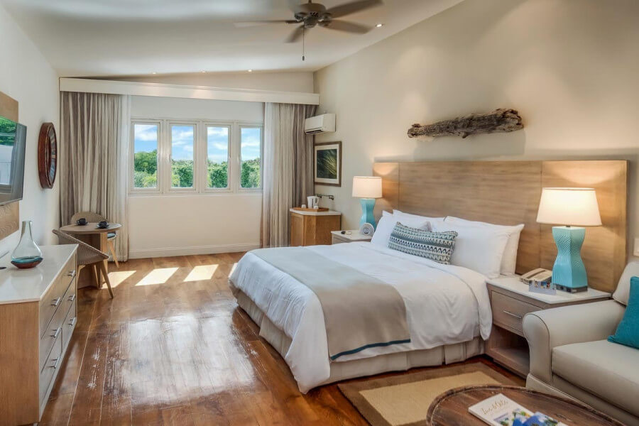 Standard Guest Room waves