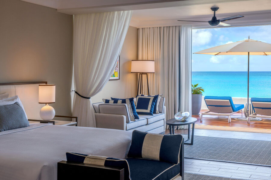 Villa - Junior Suite (Formerly Signature Sea View King / Villa)