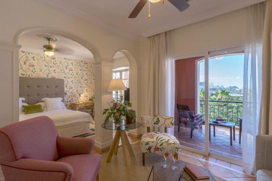 Casa Ducales Junior Suite