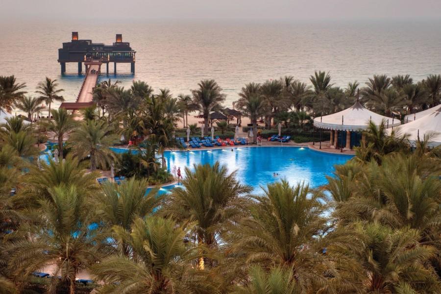 Al Qasr, Madinat Jumeirah