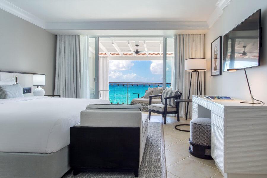 Luxury Ocean Front Room