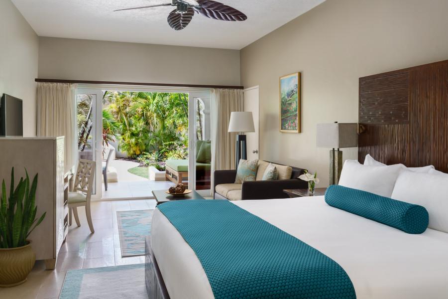 Oleander Garden View Suites