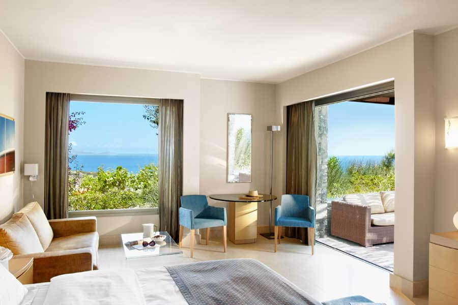 One Bedroom Suite Sea View (with Private Pool)
