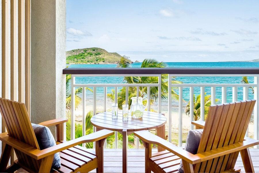 Park Hyatt St. Kitts Sea View Suite