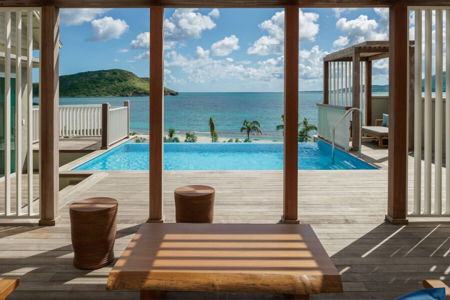 Park Hyatt St. Kitts Park Executive Suite