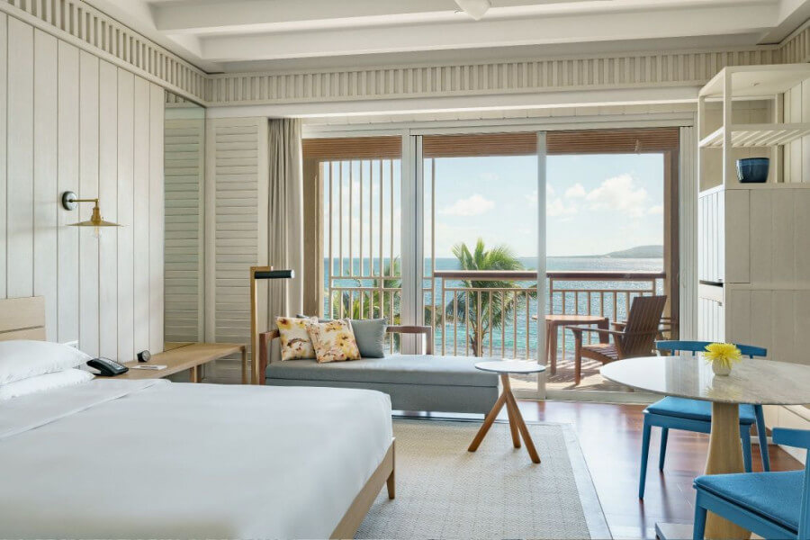 Sea View Room Park Hyatt St Kitts