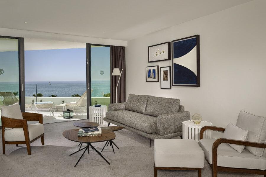 Panoramic Suite Sea View