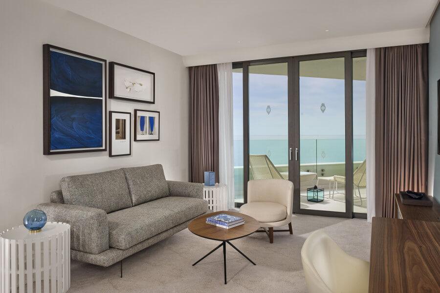 Panoramic Junior Suite Sea View