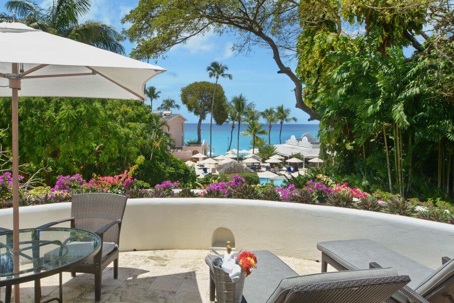 Three Bedroom Sea View Villa