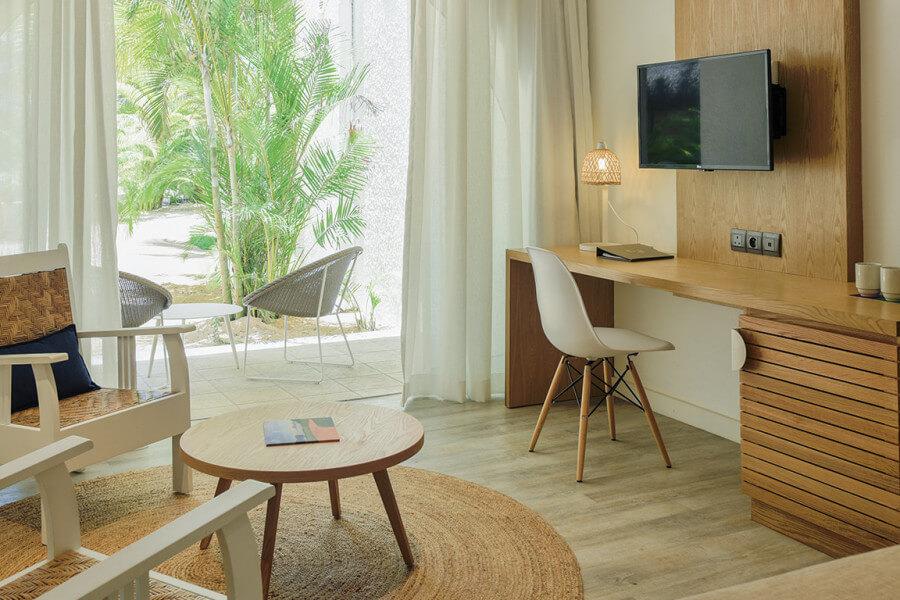 Superior Rooms Garden or Sea Facing