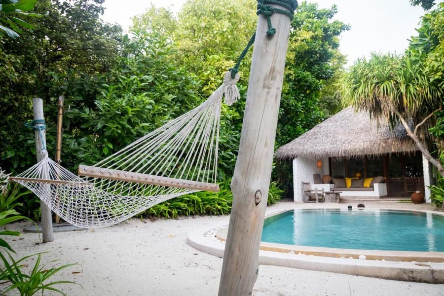 Sunset Villa Soneva Fushi Villa Suite with Pool