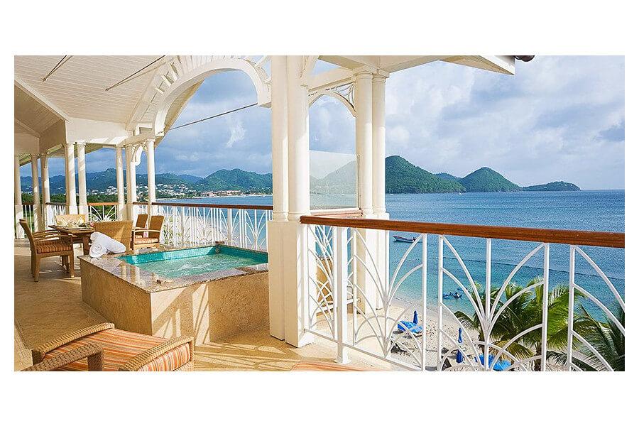 Ocean View Villa Suites The Landings