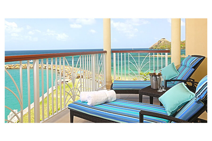 Ocean View Villa Suites The Landings