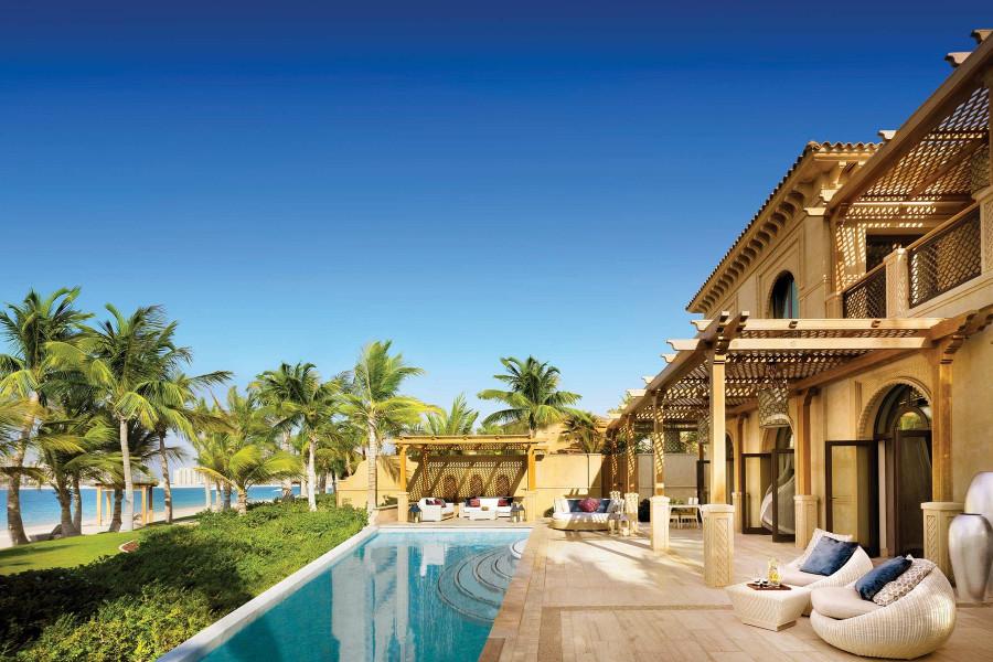 Two Bedroom Beachfront Villa