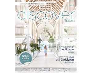 Discover Magazine 2018 Edition