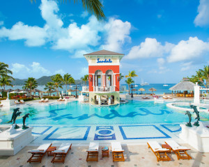 Sandals Grande Saint Lucian Spa & Beach Resort
